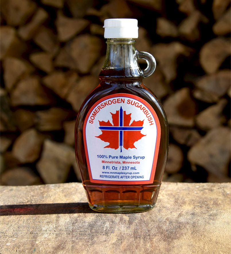 Buy Pure Maple Syrup Somerskogen Sugarbush 100 Pure